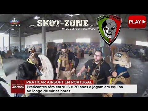 ACC on SIC NEWS | CONTRACTORS | AIRSOFT PORTUGAL