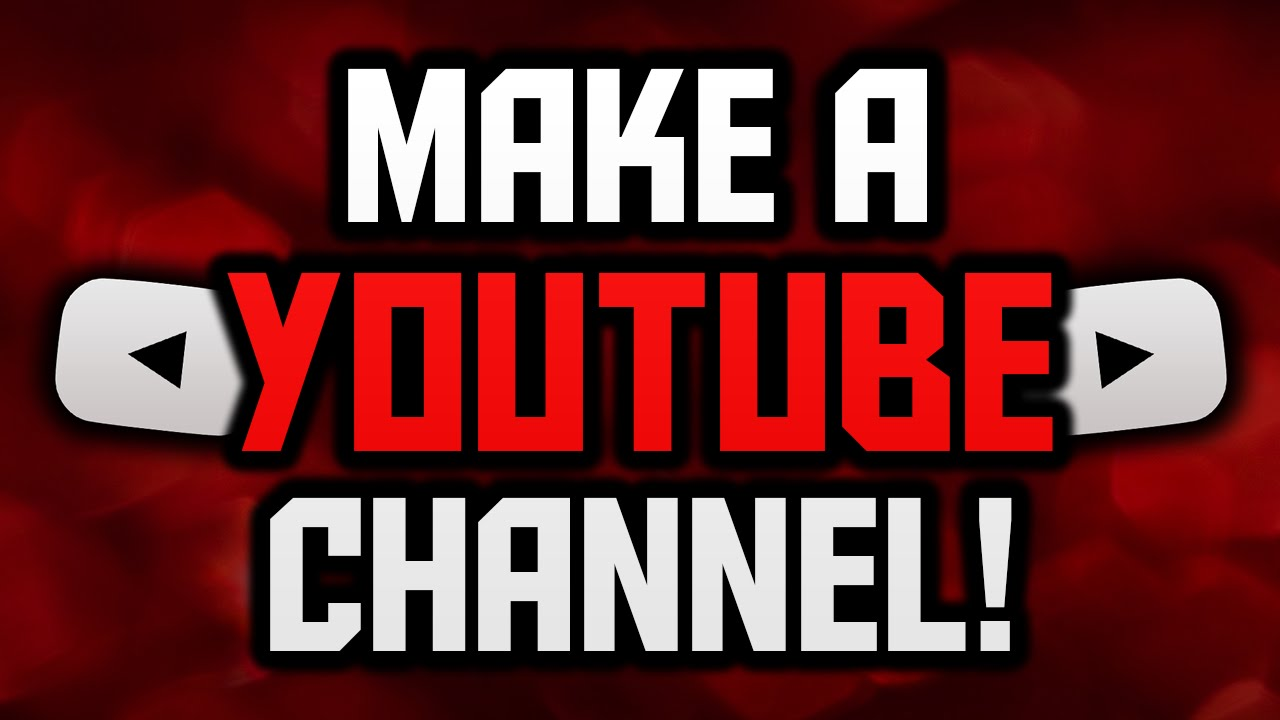How To Make A YouTube Channel! (Account Setup Tutorial ...