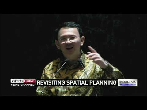 Re-asessing Jakarta's Spatial Planning