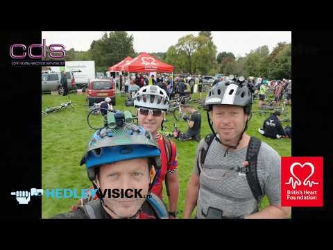 London to Brighton Off Road in Aid of British Heart Foundation