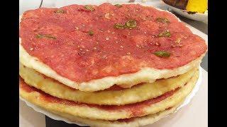 Пакистанская праздничная уличная еда.