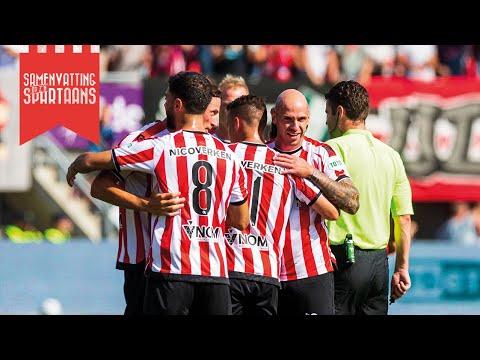 Sparta Rotterdam Sittard Goals And Highlights