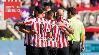 Спарта Роттердам  3-1  Фортуна Ситтард видео