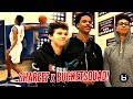 Shareef O'Neal Gets a Special Visit From Jesser & LSK Then SHOWS OUT!!! State Playoffs Game 2!!