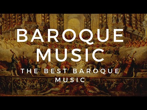 BAROQUE MUSIC FOR BRAIN POWER - MEMORY, CONCENTRATION, REASONING, STUDY, RELAX