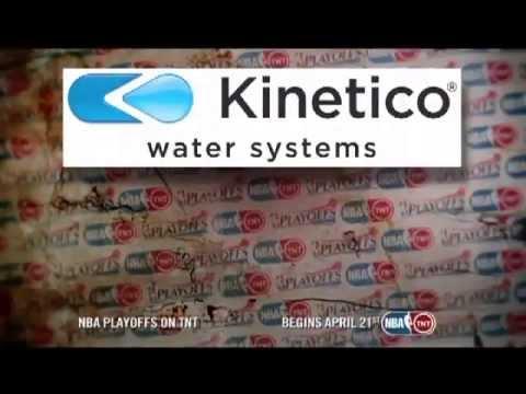 NBA Playoffs on TNT, Sponsored by Kinetico San Antonio