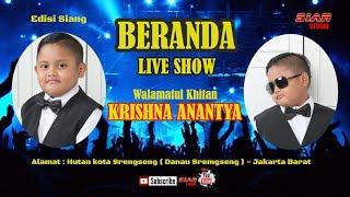 Live streaming Edisi Siang/Beranda Musik /siar studio