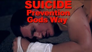 Suicide Prevention God