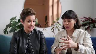 Yellow Rose stars Lea Salonga and Eva Noblezada on the Filipino American immigration experience