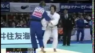 JUDO 2009 Jigoro Kano Cup: Elisabeth Willeboordse (NED) - Ikumi Tanimoto (JPN)