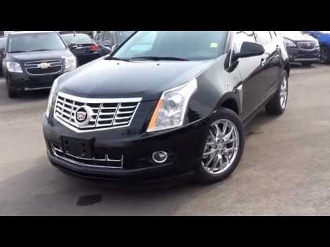 New 2014 Cadillac SRX Premium AWD Review | 140540