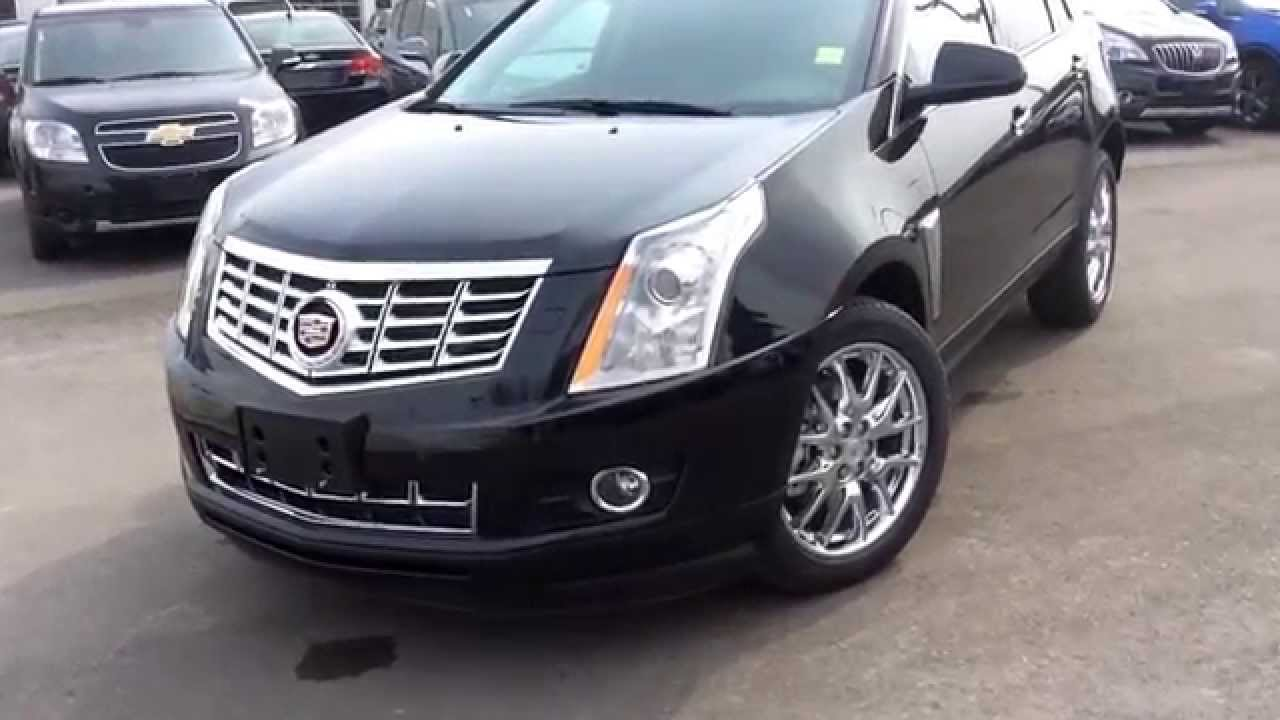 New 2014 Cadillac Srx Premium Awd Review 140540 Youtube