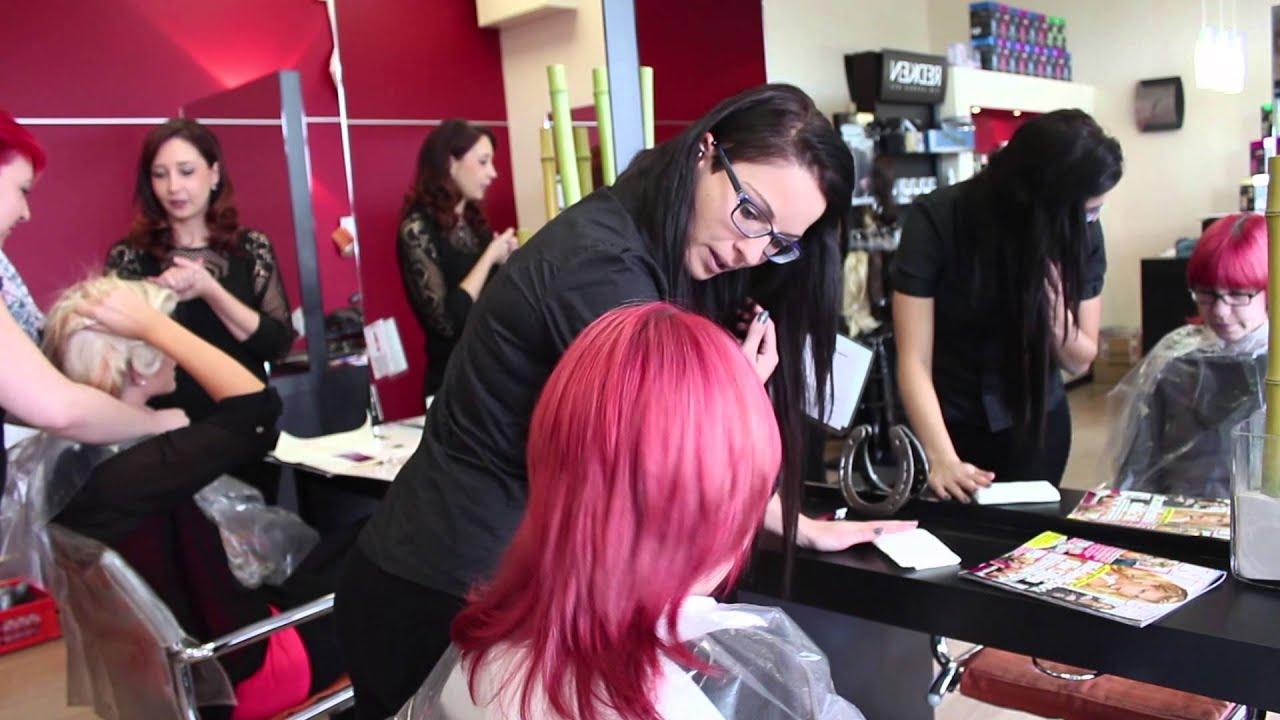 Rost und Hdemaker Friseure  Suchen Dich   YouTube