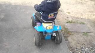 электроквадроцикл детский(, 2016-03-21T07:28:29.000Z)