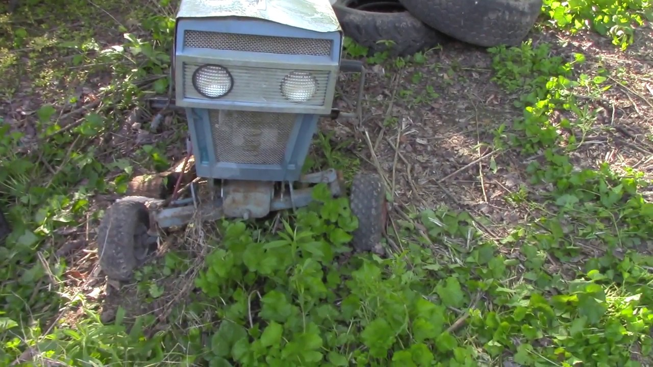 1975 Sears Ss16 Garden Tractor | Gardening: Flower and ...