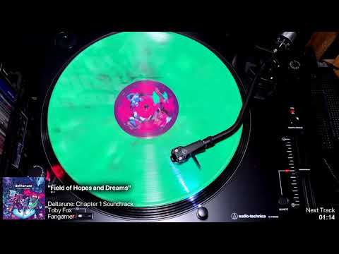 Deltarune: Chapter 1 Soundtrack: Side A | Vinyl Rip (Fangamer)