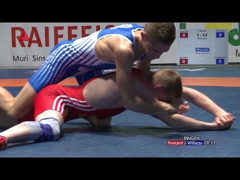 12  Ringen Halbfinal 17  11  25  Freiamt Willisau Alles