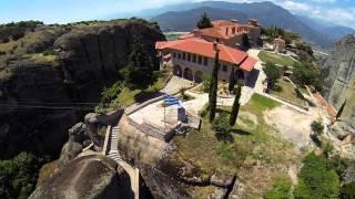 #4 Grecja Meteory / Greece Meteora // AirMotion