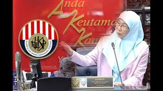 EPF for housewives for first wife only, says Wan Azizah