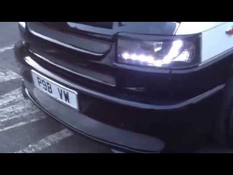 vw t4 with AG fibreglass bumpers ae7faa1857a