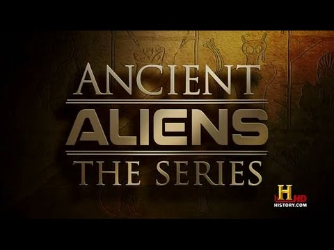 The History Channel - Alienígenas do Passado - Segredo das P