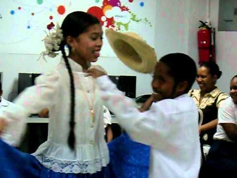 Baile t 237 pico de panam 225 quot el punto quot avi youtube