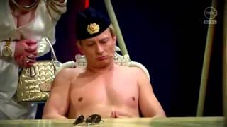 Эрик Тумас. Пародия на Путина в финском юмористическом шоу #перевёлиозвучил Андрей Бочаров