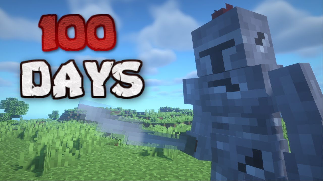 Download I spent 100 Days in Medieval Fantasy Minecraft. Here's the first 10 days of this MADNESS.