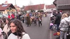 Faschingsumzug in Kettershausen - 25.01.2020