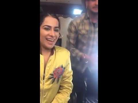 Sara Gurpal | Vadda Grewal | Desi da Karant | Sharry Mann | Sara ਤੇ Vadda Grewal ਨੇ ਕਰਾਈ ਅੱਤ