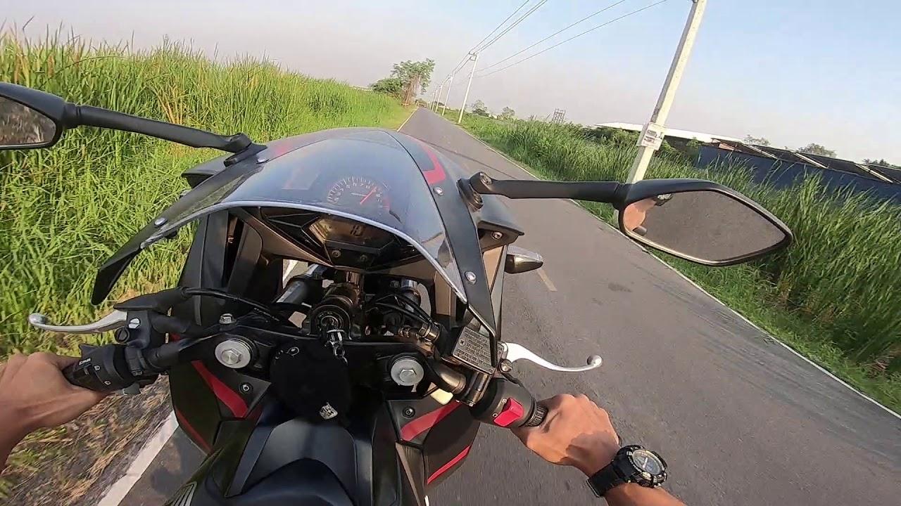 CBR300R ยกล้อ Honda CBR300R Whellie