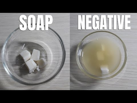 Pregnancy Test With Soap Negative - Soap Pregnancy Test - How To Do A Pregnancy Test