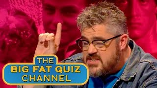 Phill Jupitus' Infinite Pac Man Knowledge - The Big Fat Quiz Of The '80s
