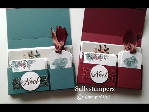 Christmas Cards Gift Set