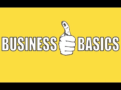"Business Basics - Business ""speed dating"""