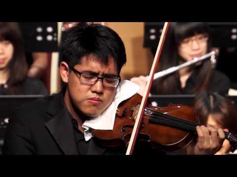 Sun Taipei Phil. 陽光台北2012 Tchaikovsky violin concerto - cond. Aikuang Sun, violin Zenas Hsu