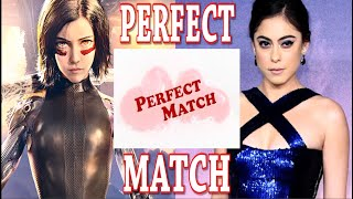 Why Rosa Salazar (In Her Own Words) Is A Perfect Match For Alita: Battle Angel