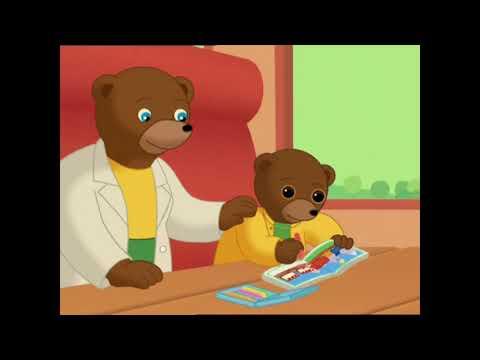 Petit ours brun prend le train petit ours brun youtube - Petit ours brun va al ecole ...