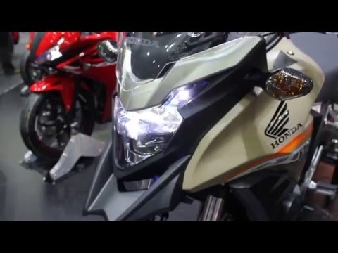 รีวิว New Honda CB500x 2016 ใหม่ล่าสุด !!