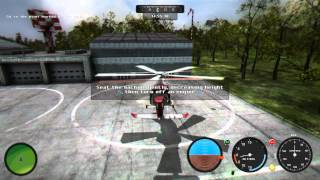 Helicopter 2015 Natural Disasters Gameplay PC HD 1080p