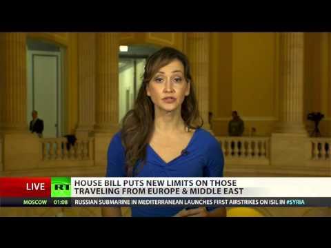 House approves legislation on visa waiver program
