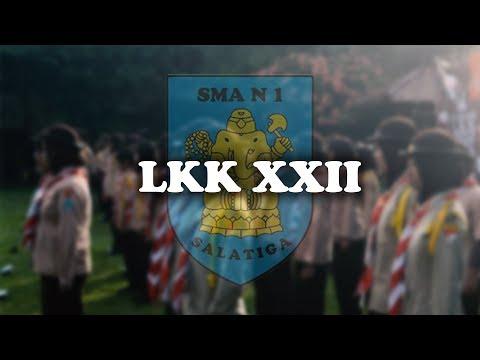LKK XXII 2018 SMA N 1 Salatiga