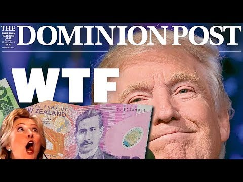 Dominion Post Fails to Report on $5.5M NZD to Clinton Foundation