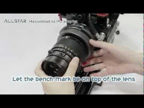 Allstar Hasselblad To PL Adapter