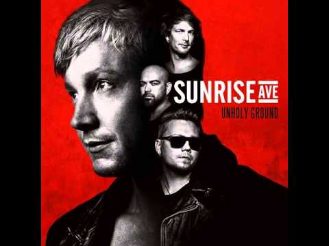 Sunrise avenue i can break your heart