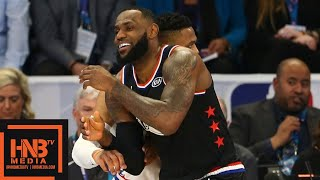 Team LeBron vs Team Giannis 3rd Qtr Highlights | 2019 NBA All Star Game