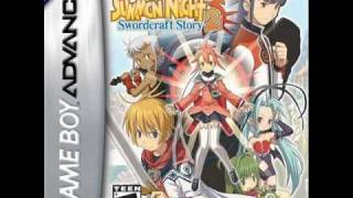 Summon Night Swordcraft Story 2 - Me and You: One Craftknight
