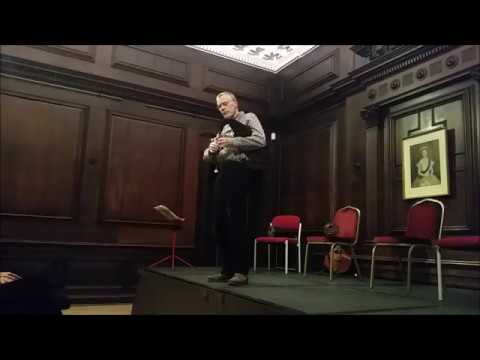 The Northumbrian Smallpipes