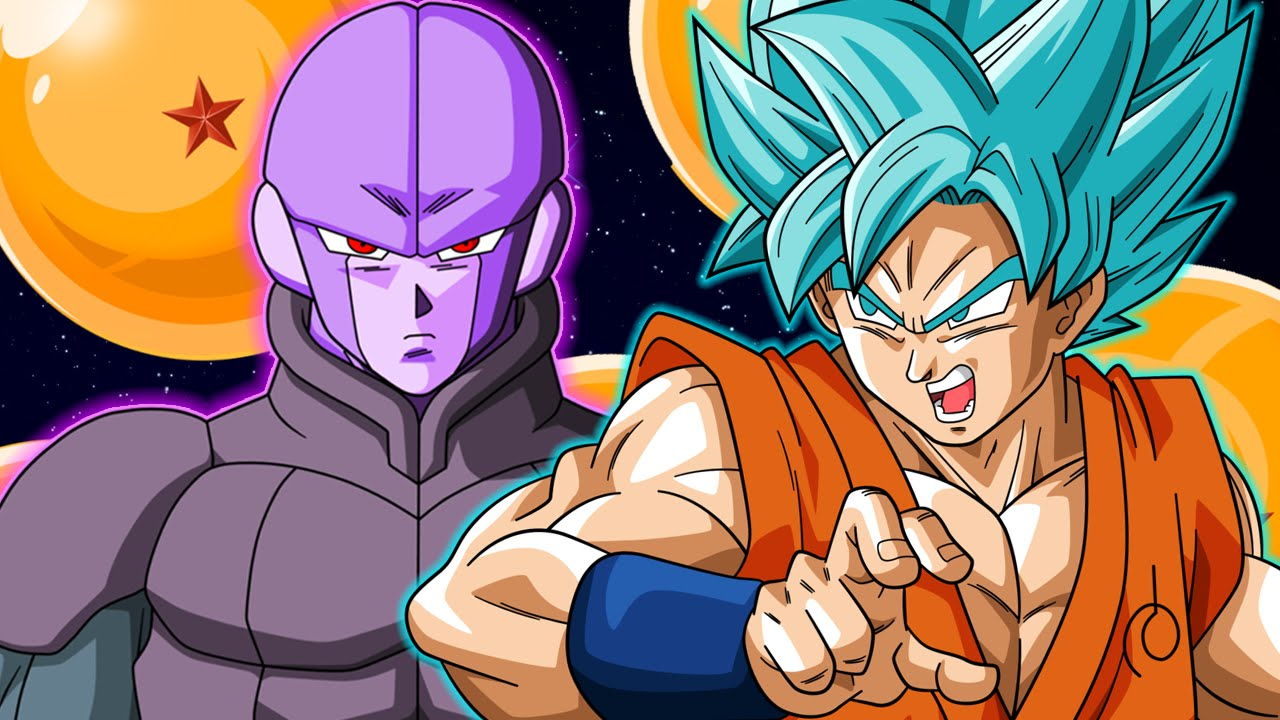 Dragon Ball Super Spoilers Episode 103 Episode 104 Gohan vs Universe 10 Hit and Goku