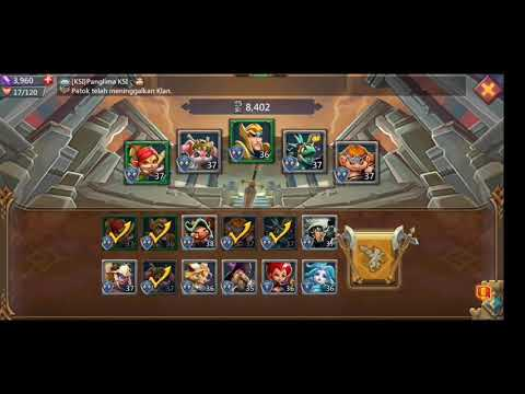 Lord Mobile Stage 4-18 Elite